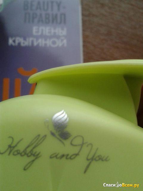 "Дырокол фигурный малый ""Цветочек"" Hobby and you"
