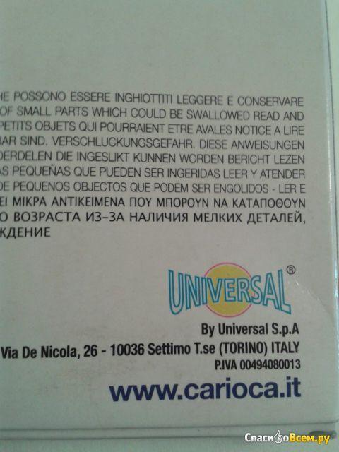 "Карандаши цветные ""Carioca"" Brilliant Colors 18 цветов фото"