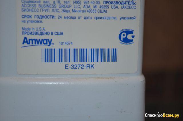 Жидкое средство для стирки мягкого действия SA8 Delicate Amway фото