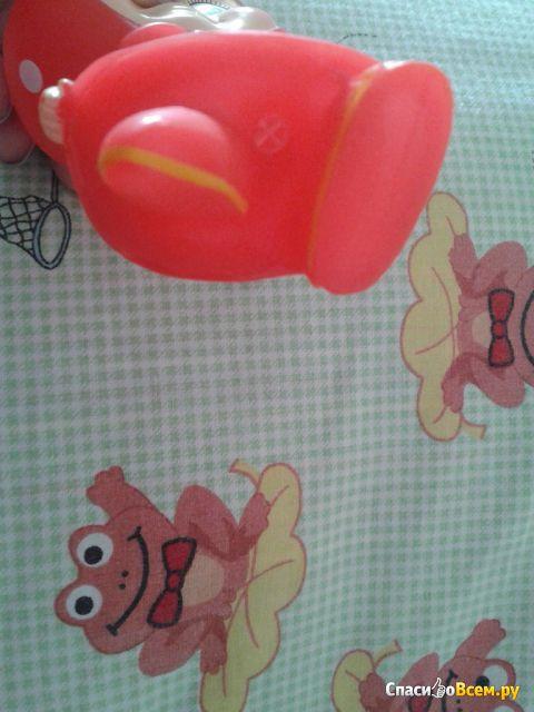 """Резиновая игрушка """"Маша и медведь"""" Маша """"Затейники: Союзмультфильм"""" фото"""