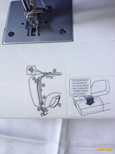 Швейная машина Toyota FSS 21 фото