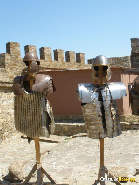 Генуэзская крепость (Крым, Судак) фото
