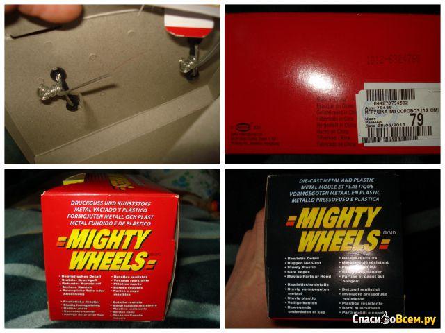 """Детская машинка Мусоровоз """"Mighty Wheels"""" арт. 79458 фото"""