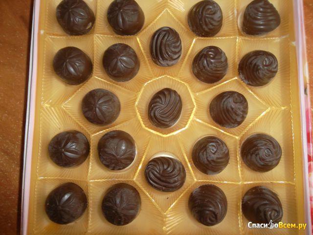 """Шоколадные конфеты """"Ласковый шепот"""" Ассорти фото"""