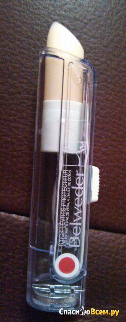 Гигиеническая помада Belweder с экстрактом алоэ фото