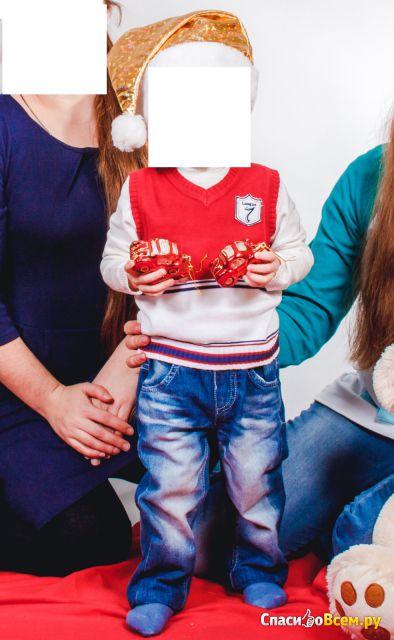 Жилетка для мальчика Gloria Jeans арт. 79252 фото