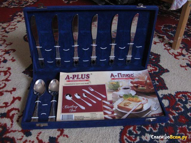 Набор столовых приборов A-Plus арт. СТ-0211 фото