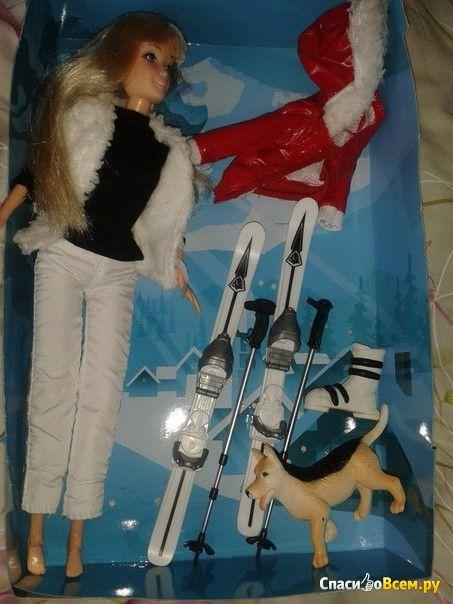 """Кукла """"Криста"""" Demi Fashion арт. 13520 фото"""