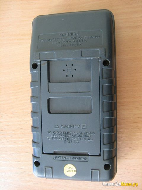 Универсальный цифровой мультиметр Digital Instrument М890G фото