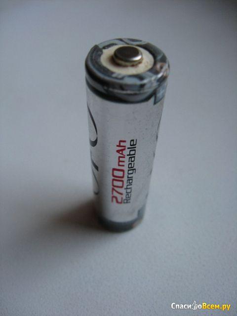 Аккумуляторы UFO Energy AA HR6 Ni-MH 2700mAh Fast Rechargeable фото