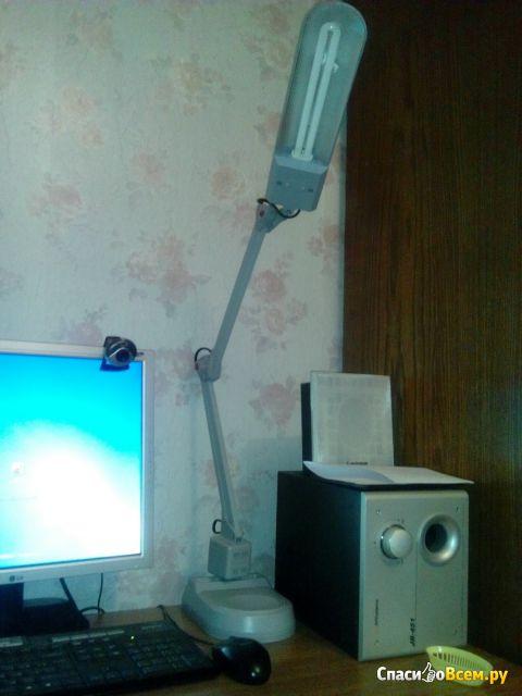 Энергосберегающая настольная лампа Vito VT-069 фото