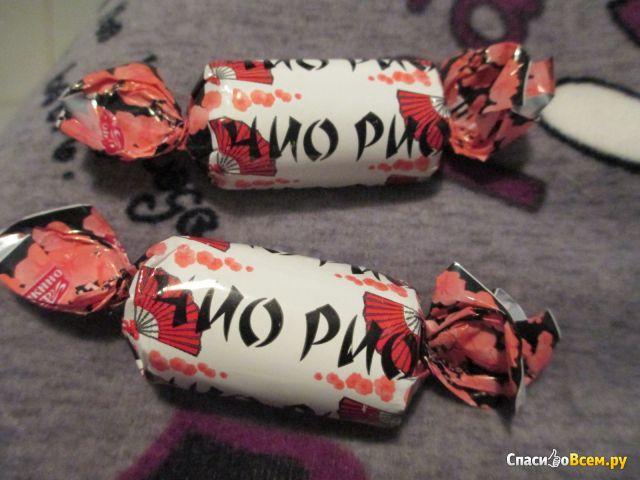 """Пралиновые конфеты """"Чио рио"""" фото"""