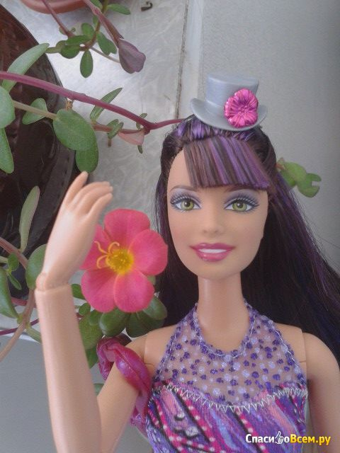 Кукла Barbie Fashionistas Sassy фото
