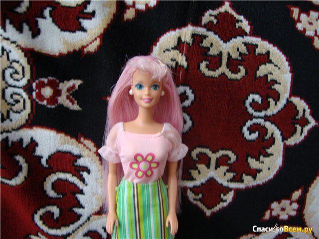 Кукла Fountain Mermaid Barbie фото