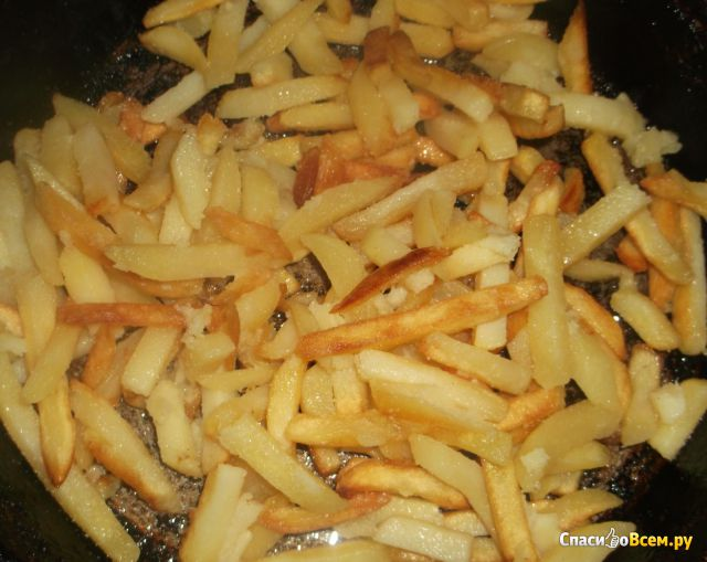 Картофель фри Aro French Fries Normal cut фото