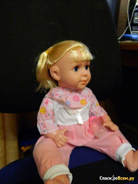 Говорящая кукла Baby Set FTY-131090 фото