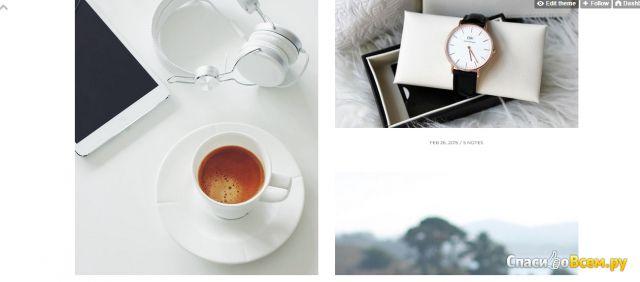 Сайт Tumblr.com фото