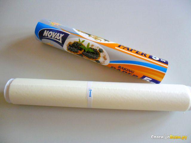 "Пергамент для выпечки Baking paper ""Novax"" 5 м"