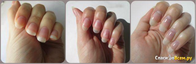"""Покрытие для ногтей """"Умная эмаль"""" Укрепитель ультра плюс с флюоридом кальция, витаминами А, Е и В"""
