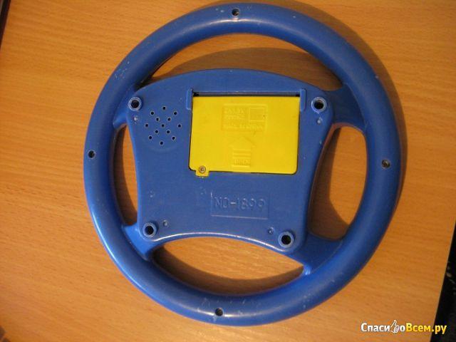 """Игрушка Just Cool Steering Wheel """"Музыкальный руль"""" QX-1899"""