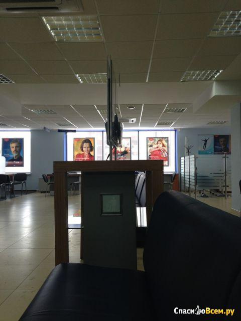 """Отделение банка """"ВТБ 24"""" (Челябинск, ул. Свободы, д. 110Б, ТК """"Остров"""") фото"""