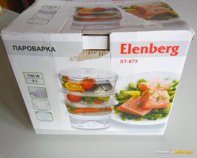Пароварка Elenberg ST-675 фото