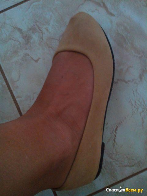 Балетки Baodexin ballet princess shoes фото