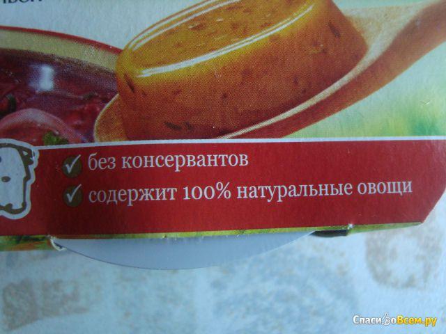"Наваристый бульон Knorr ""Душа обеда""  Говяжий фото"
