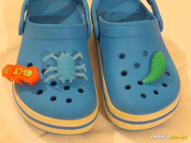 Значки для сабо Crocs Jibbitz фото