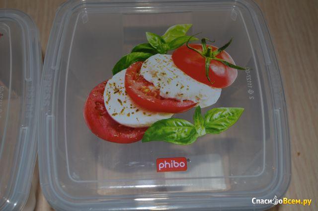"Комплект контейнеров Phibo c декором ""Fresco"" фото"