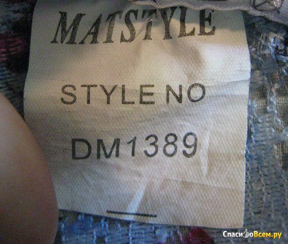 Женские шорты Matstyle арт. DM1389 фото