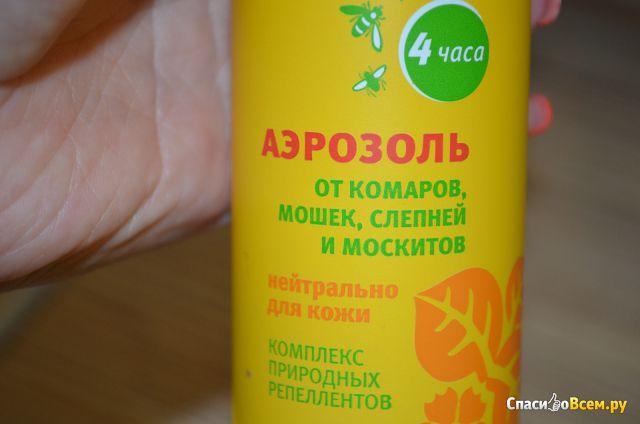 """Аэрозоль """"Дэта"""" от комаров, мошек, слепней и мокрецов фото"""