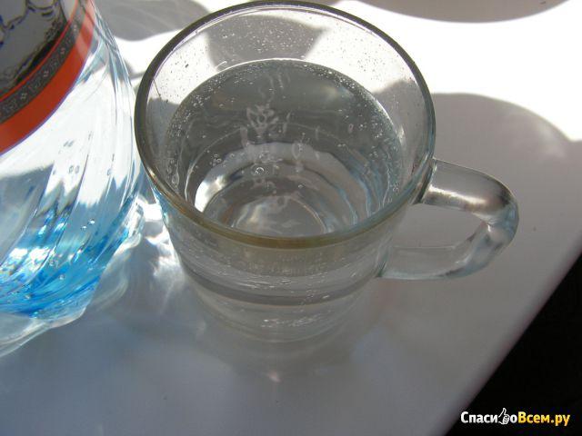 Вода минеральная питьевая столовая Наш продукт «Синеборье» фото