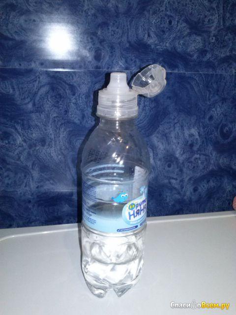 Вода детская ФрутоНяня