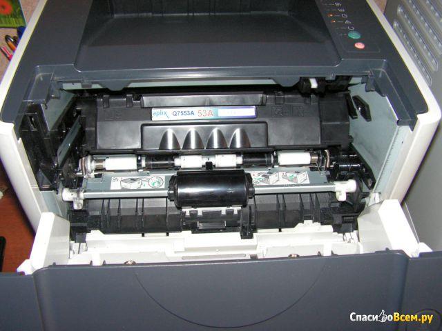Лазерный принтер HP LaserJet P2015d фото