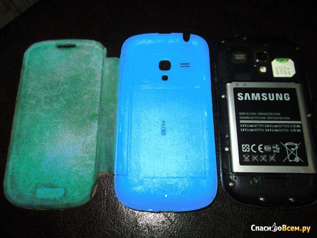 "Чехол для Samsung Galaxy S III mini ""Flip Cover"" фото"