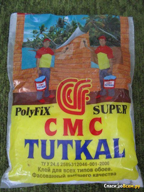 Клей для всех типов обоев PolyFiX Super CMC Tutkal фото