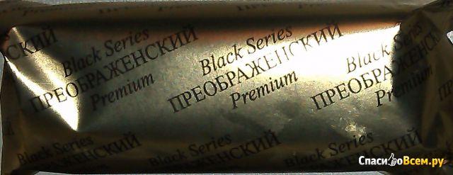 Сырок творожный с ванилью Premium глазированный в молочном шоколаде  «Преображенский» фото