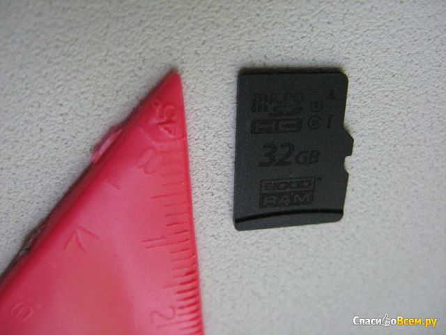 Карта памяти Goodram 32Gb microSDHC Class 10 фото