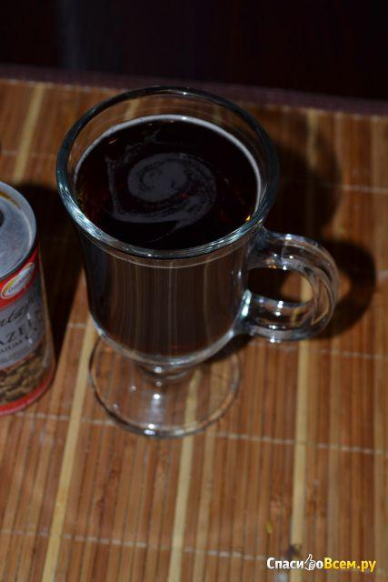 Кофейный напиток Doshirak Santafe Hazelnut Premium Coffee с ароматом лесных орехов