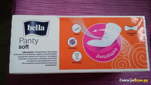 Ежедневные прокладки Bella Panty Soft фото