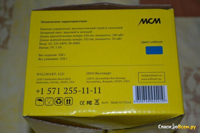 Лазерная мини-система MCM E02 Willmart фото