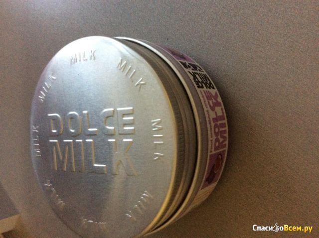 """Крем для ног смягчающий Dolce Milk """"Молоко и инжир"""""""