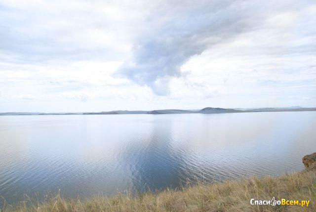Автомобильное путешествие на Красноярское водохранилище (Россия) фото