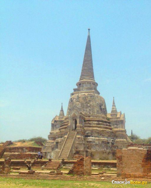 Город Аюттхая (Таиланд) фото