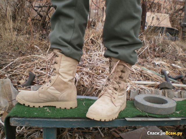 Ботинки мужские Garsing 0108 П Tactics luх