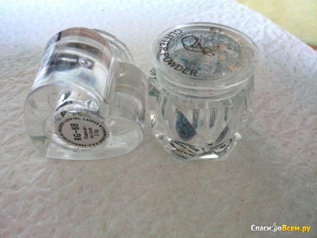 Блестки для ногтей Glitter Powder