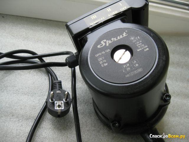 Насос для повышения давления Sprut GPD15-12А фото