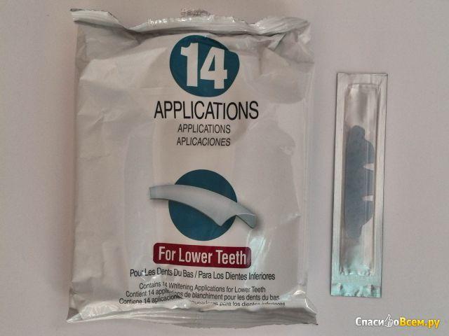 Капы для отбеливания зубов Extreme Whitening Wraps Walgreens