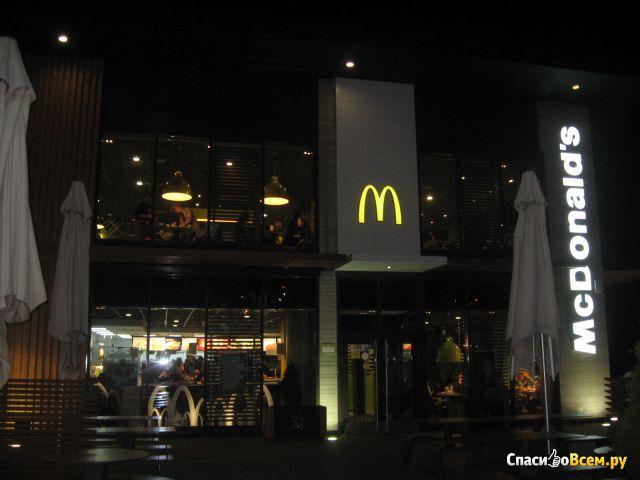 """Ресторан быстрого питания """"McDonalds"""" (Витебск, ул. Терешковой, д.1) фото"""